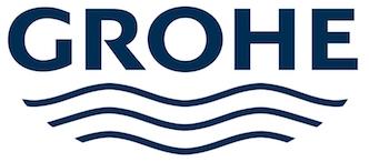 Grohe logo logotype emblem